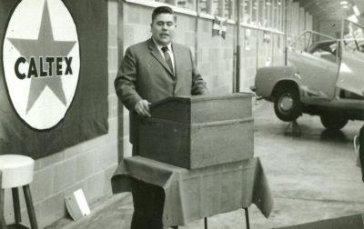 Opening pand Henk Koning