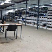 KTB Koning Meppel - motoren revisiebedrijf - werkplaats